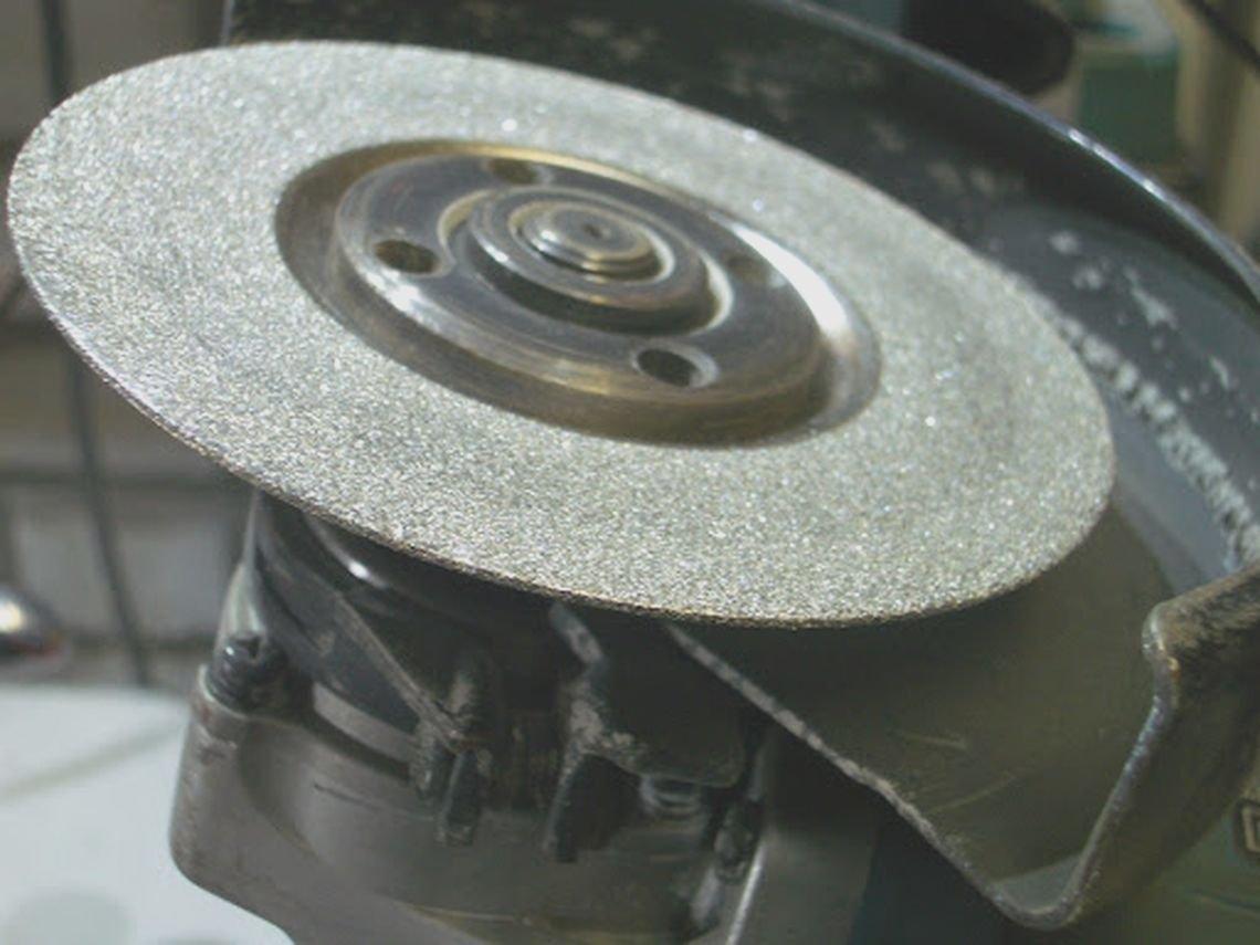 Заточные диски