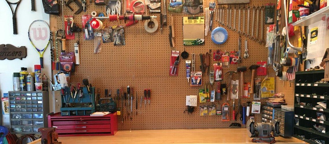 Виды ручного инструмента и приспособлений