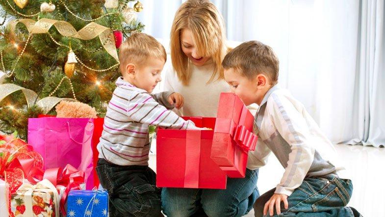 правила при выборе подарка на НГ